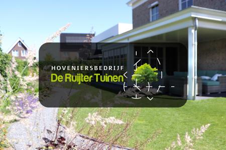 Home de ruijter tuinen - Hoe aangelegde tuin ...